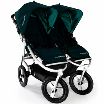 Bumbleride Indie Twin Stroller in Lotus Blue