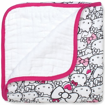 Aden + Anais Limited Edition Dream Blanket - Hello Kitty