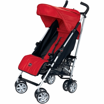 Britax B-Nimble Stroller in Red