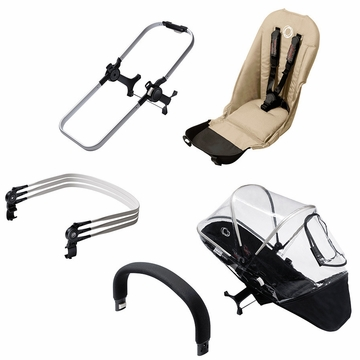 Bugaboo Donkey Duo Extension Set - Sand