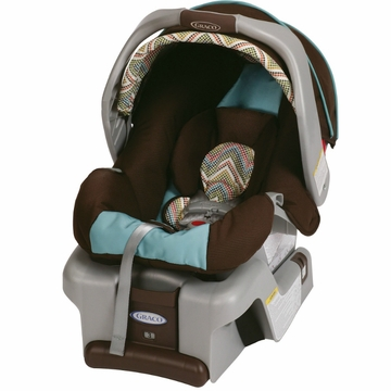 Graco SnugRide Classic Connect 30 Infant Car Seat - Avery