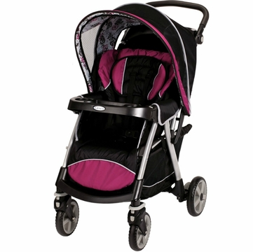 Graco UrbanLite Classic Connect Stroller - Sable