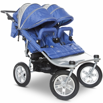 Valco Baby Tri Mode Ex Twin Blue Opal Limited Edition (Joey Seat Not Included)