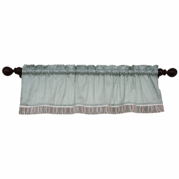 Lambs & Ivy Tiffany Window Valance