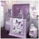 Lambs & Ivy Butterfly Lane 5 Piece Crib Bedding Set