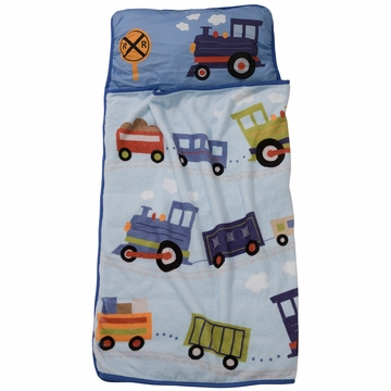 Lambs & Ivy Nap Mat - Train