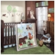 Lambs & Ivy Little Hoot 5 Piece Crib Bedding Set