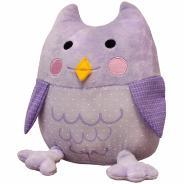 Lambs & Ivy Mystic Forest Tootsie - Plush Owl