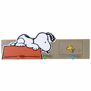 Lambs & Ivy BFF Snoopy Wall D�cor with Pegs