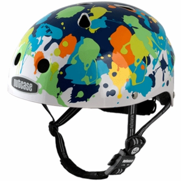 Nutcase Little Nutty Paint Fight Helmet
