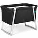 BabyHome Dream Baby Crib - Black