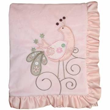 Lambs & Ivy Fawn Blanket