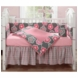 Bananafish Ikat Petal 3 Piece Crib Set