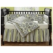 Bananafish Paisley Prism 3 Piece Crib Set