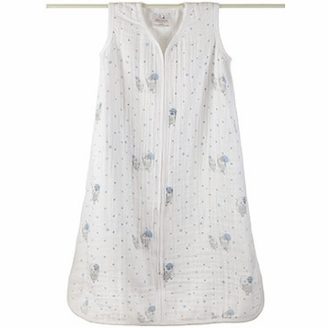 Aden + Anais Muslin Sleeping Bag - Night Sky, Owl - Medium