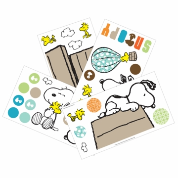 Lambs & Ivy BFF Snoopy Wall Appliques