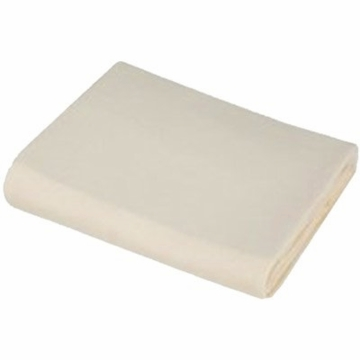 Naturepedic Fitted Organic Cotton Crib Sheet - Flannel