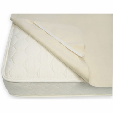 Naturepedic Organic Cotton Waterproof Twin Size Mattress Pad Cover
