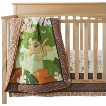 KidsLine Disney Lion King 3-Pc Crib Set