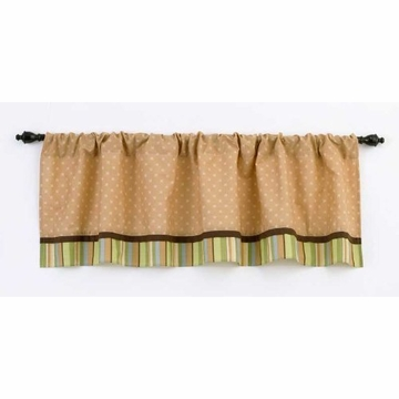 CoCaLo Dinomite Window Valance