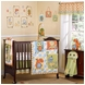 CoCaLo Dinos At Play 8 Piece Crib Set