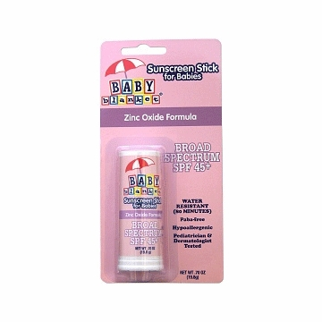 Baby Blanket Sunscreen Stick, SPF 45 (0.7 oz)