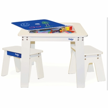 P'kolino Chalk Table in Cobalt