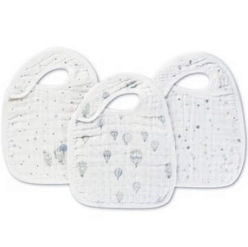 Aden + Anais Snap Bibs 3 Pack - Night Sky