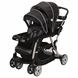 Graco Ready2Grow Classic Connect LX Duo Stroller - Metropolis