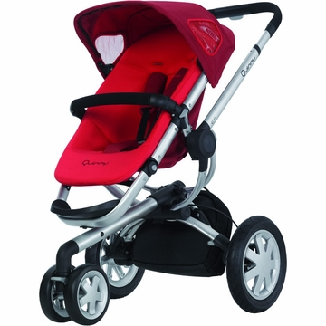 Quinny Buzz Stroller - Rebel Red