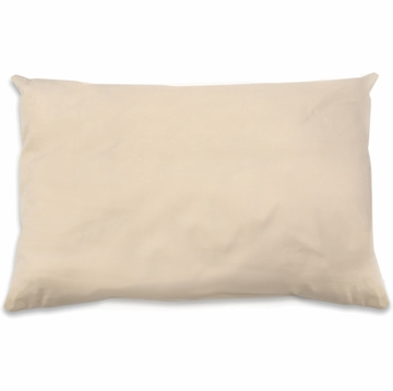 Naturepedic Organic Cotton/Kapok Standard Size Low Fill Pillow - Natural
