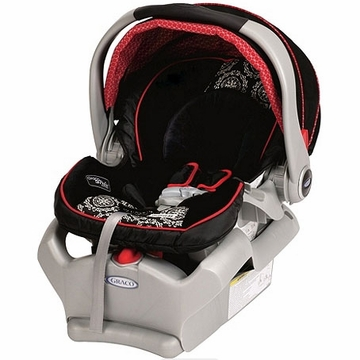 Graco Snugride Classic Connect 35 Infant Car Seat - Edgemont