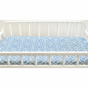 New Arrivals By the Bay Changing Pad Cover