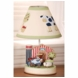 KidsLine Country Side Lamp Base and Shade