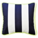 New Arrivals Hudson Street Throw Pillow - 16 x 16