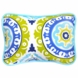 New Arrivals Indigo Summer Throw Pillow - 16 x 16