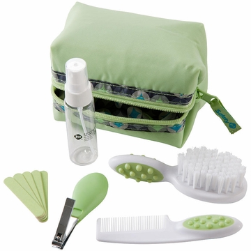 Safety 1st Baby's 1st Grooming Kit, 10pc - Spring Green