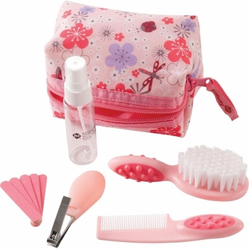Safety 1st Baby's 1st Grooming Kit, 10pc - Pink