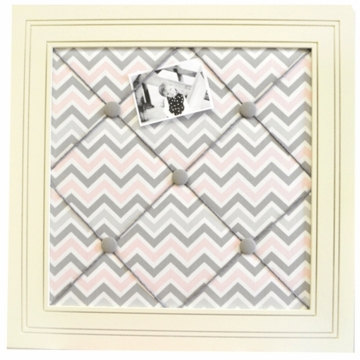 New Arrivals Peace, Love & Pink Memo Board