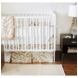 New Arrivals Safari Sand 4 Piece Baby Crib Bedding Set