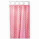 New Arrivals Zig Zag Hot Pink Window Panels