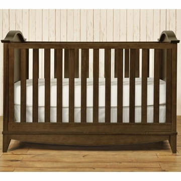 Franklin & Ben Arlington 3 in 1 Crib - Rustic Brown