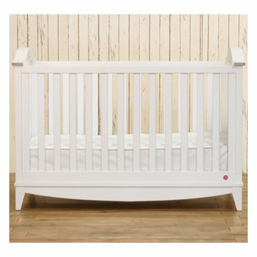 Franklin & Ben  Arlington Crib - White