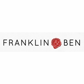 Franklin & Ben Copley Full Size Conversion Rails - Antique Walnut