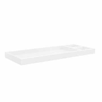 Franklin & Ben  Removable Changer Tray - White