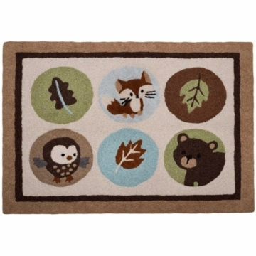 Carter's Forest Friends Rug