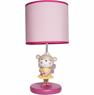 Carter's Lamp Base and Shade - Fairy Monkey