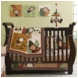 Carter's Monkey Bars 4 Piece Baby Crib Bedding Set