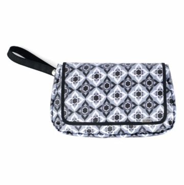 JJ Cole Diaper & Wipes Pod - Black Magnolia