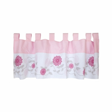 JJ Cole Window Valance - Sweet Primrose